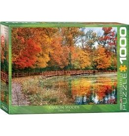 EUROGRAPHICS Sharron Woods, OH 1000 PC