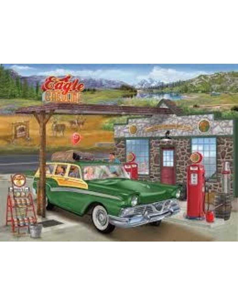 R & M DIST BIG BEAR CABINS 1000PC