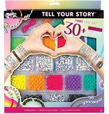 FASHION ANGELS TELL YOUR STORY LG MIX/MATCH BEAD