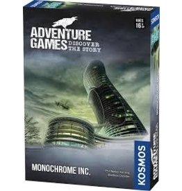 THAMES & KOSMOS Adventure Games: Monochrome Inc.