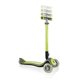 GLOBBER USA LIME GREEN ELITE DELUXE GLOBBER Scooter