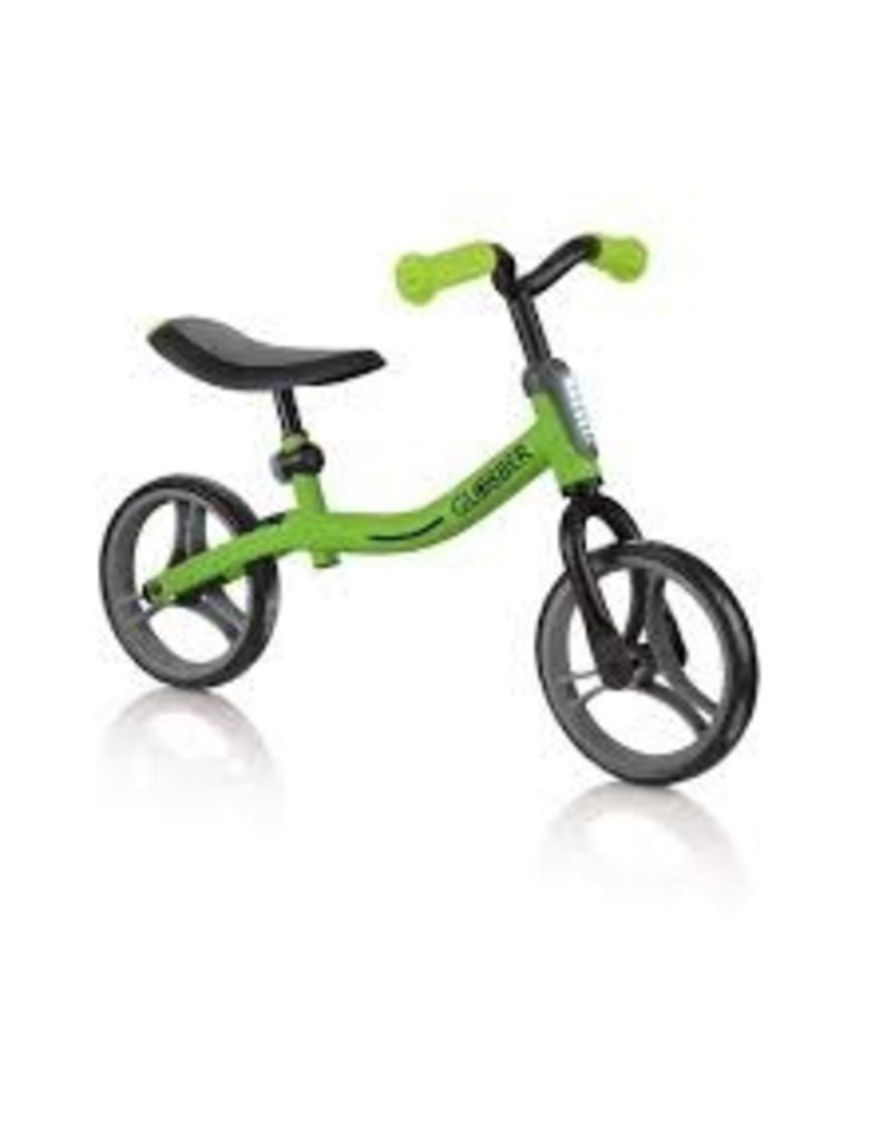 GLOBBER USA BLACK/LIME GREEN GO BIKE