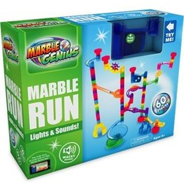MARBLE GENIUS WACKY LIGHTS AND SOUNDS MARBLE RUN