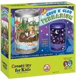 CREATIVITY FOR KIDS Grow 'n Glow Terrarium