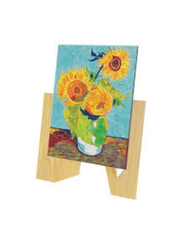 CREATIVITY FOR KIDS Sunflowers Paint By Number Museum Series