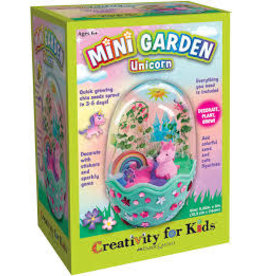 CREATIVITY FOR KIDS UNICORN MINI GARDEN