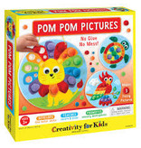 CREATIVITY FOR KIDS POM POM PICTURES