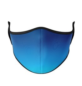 TOP TRENDS BLUE HOMBRE FACE MASK 8+