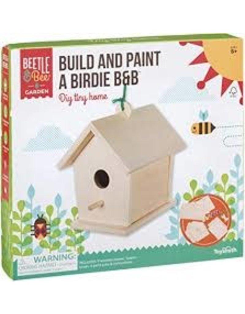 TOYSMITH Build And Paint A Birdie B&B