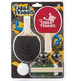 TOYSMITH MINI TABLE TENNIS