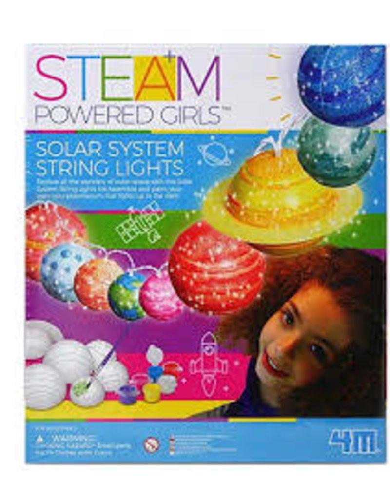 TOYSMITH STEAM LIGHT UP SOLAR SYSTEM