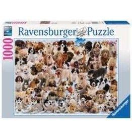 RAVENSBURGER Dogs Galore! 1000PC