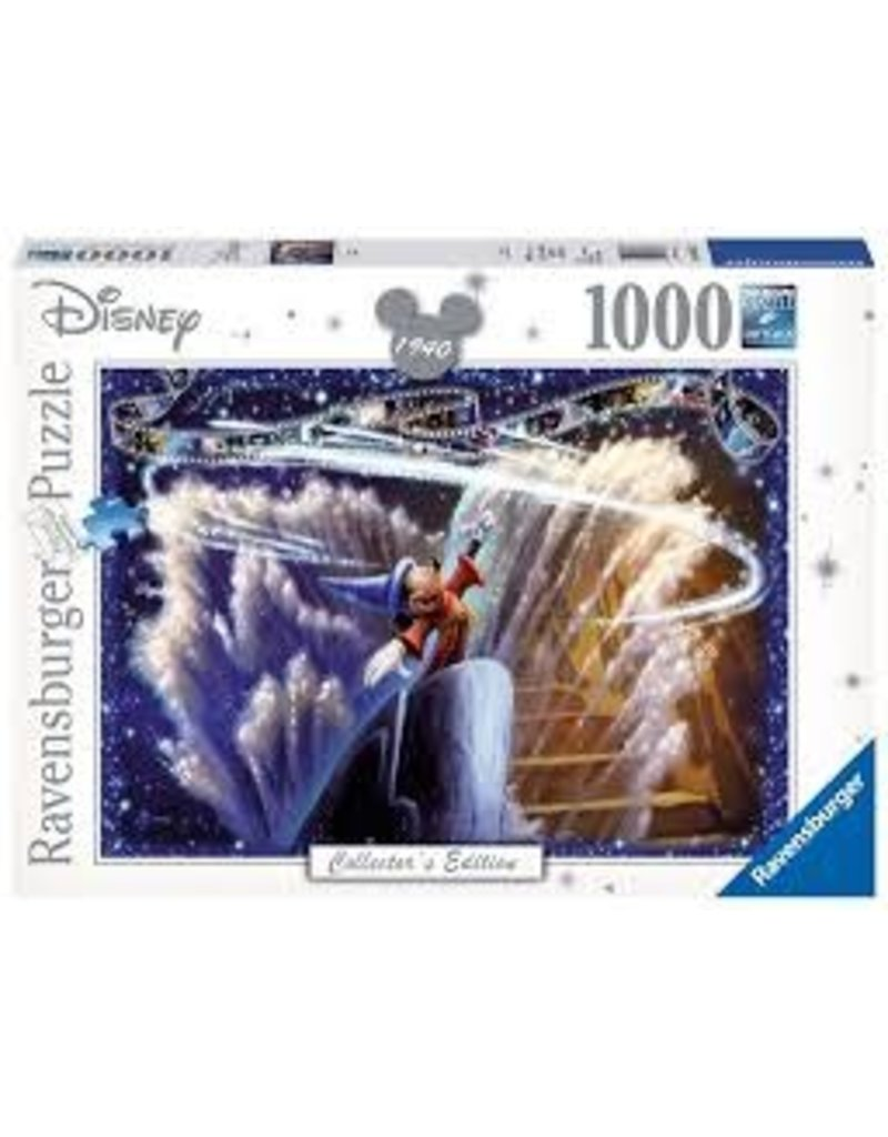 RAVENSBURGER Disney Fantasia (1000 pc Puzzle)
