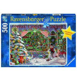 RAVENSBURGER CHRISTMAS SHOP 500PC