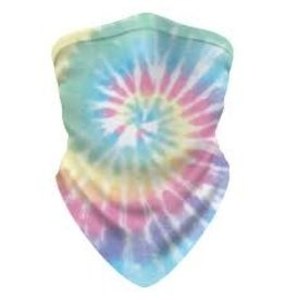 TOP TRENDS PASTEL TIE DYE GAITER MASK 13+