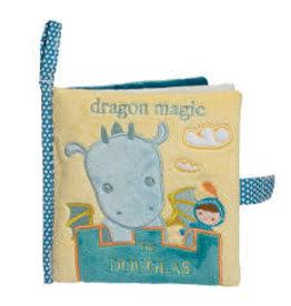 DOUGLAS CUDDLE TOYS DRAGON MAGIC SOFT BOOK