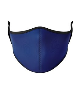 TOP TRENDS ADULT NAVY BLUE FACE MASK