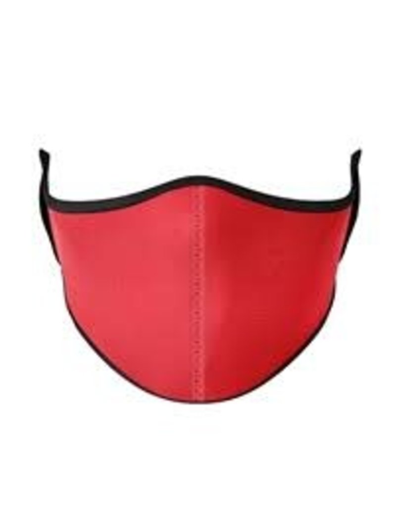 TOP TRENDS ADULT RED FACE MASK