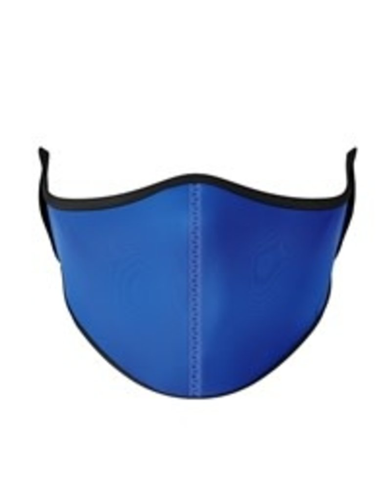 TOP TRENDS ROYAL BLUE FACE MASK 3-7