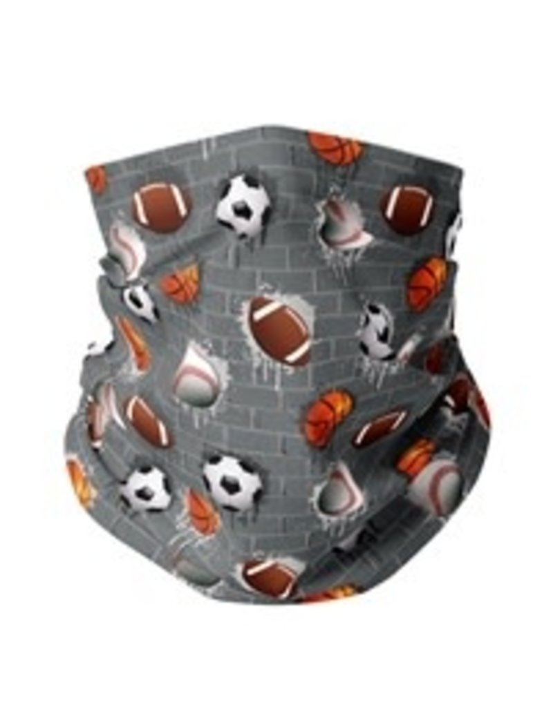 TOP TRENDS SPORTS BALLS GAITER 5-12
