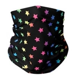 TOP TRENDS RAINBOW STARS GAITER MASK 5-12