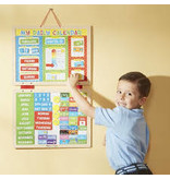 MELISSA & DOUG MY FIRST DAILY MAG CALENDAR