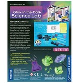 THAMES & KOSMOS Glow-in-the-dark  SCIENCE LAB