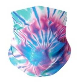 TOP TRENDS ICE TIE DYE GAITER 13+