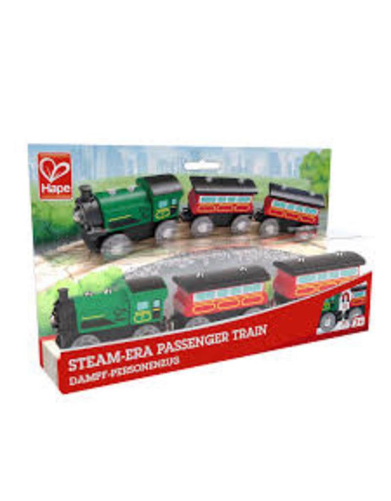 Hape Steam-Era Passenger Train