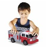 KID GALAXY FIRE TRUCK LIGHT & SOUND
