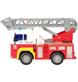 KID GALAXY FRICTION FIRE TRUCK