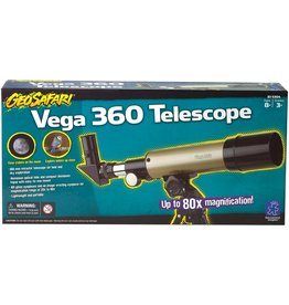 EDUCATIONAL INSIGHTS VEGA 600 TELESCOPE
