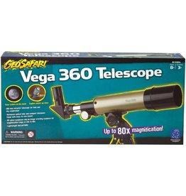 EDUCATIONAL INSIGHTS VEGA 600 TELESCOPE