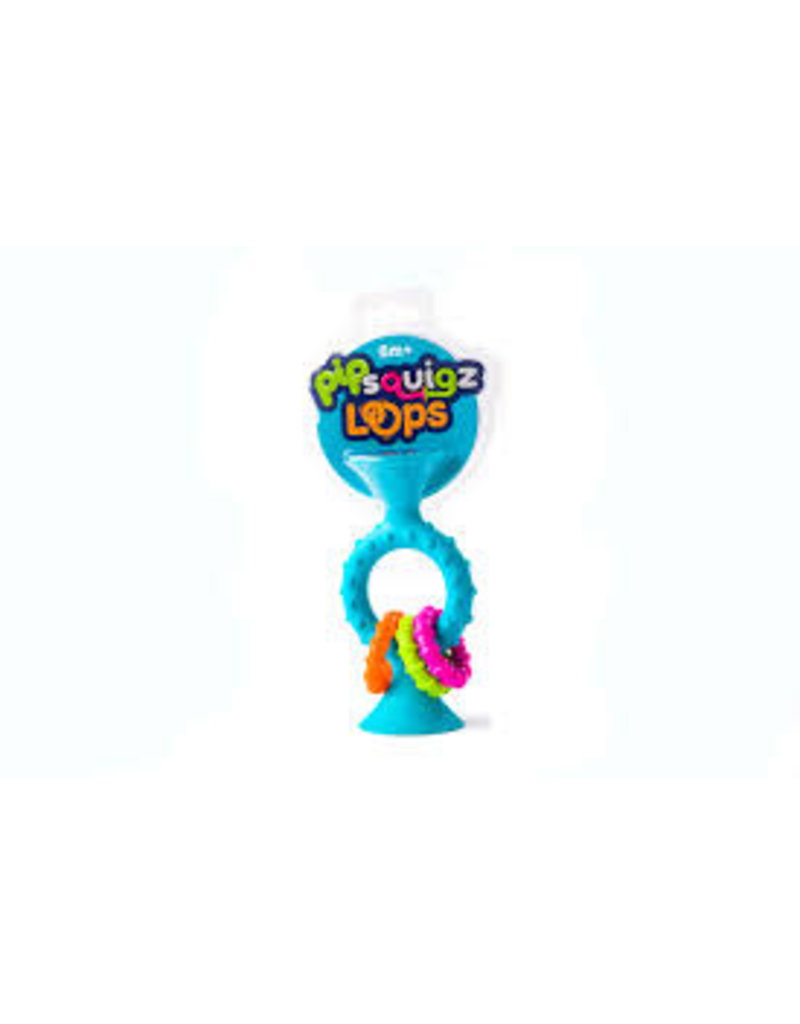 TEAL LOOPS PIPSQUIGS