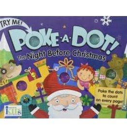 MELISSA & DOUG The Night Before Christmas Poke A Dot Book