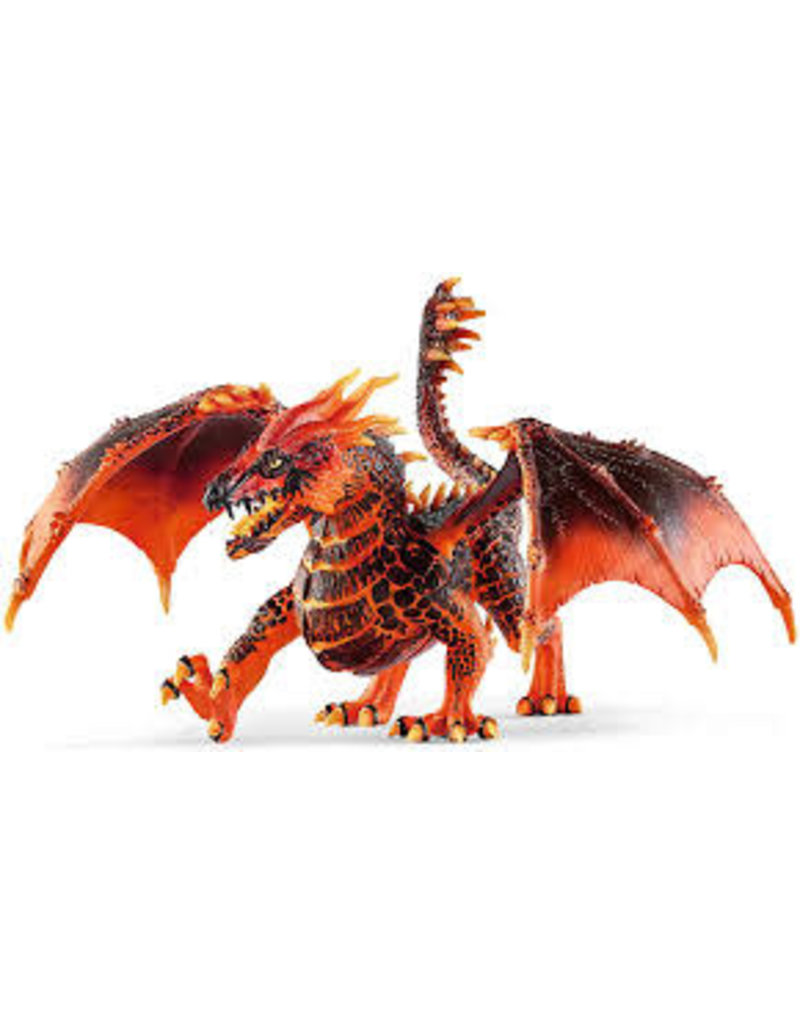 SCHLEICH Lava dragon