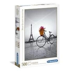 CREATIVE TOY Romantic Promenade in Paris - 500 pc puzzle