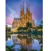 CREATIVE TOY Barcelona, 500 pc puzzle