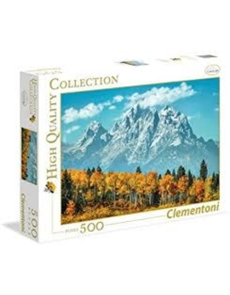 CREATIVE TOY Grand Teton in Fall, 500 pc puzzle