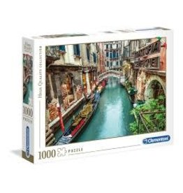 CREATIVE TOY Venice Canal - 1000 pc puzzle