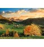 CREATIVE TOY The Alps, 3000 pc puzzle