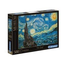 CREATIVE TOY Van Gogh ''Starry Night''- 500 pc puzzle