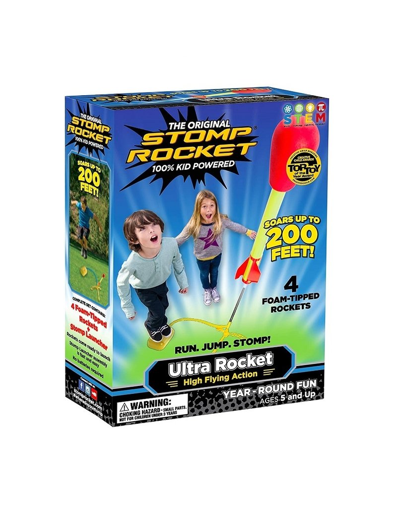 D & L ULTRA STOMP ROCKET