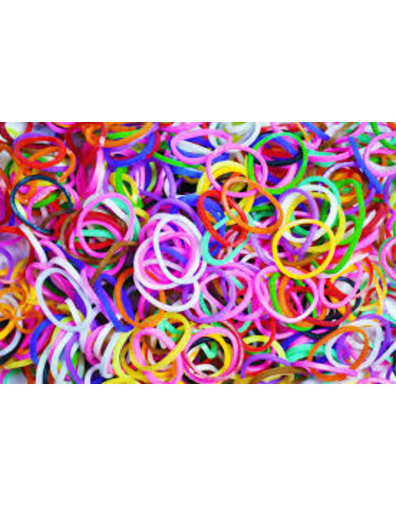 CHOONS DESIGN SOLID MIX BANDS 600PC