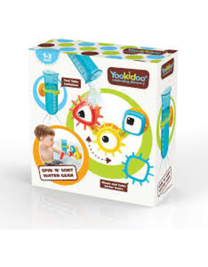 YOOKIDOO SPIN AND SORT WATER GEAR