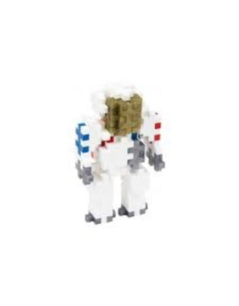 PLUS PLUS 70 pc Tube - Astronaut ++