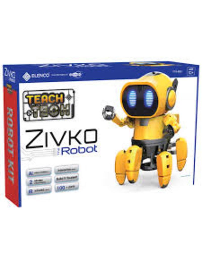 ELENCO ZIVKO THE ROBOT