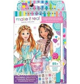 MAKE IT REAL/ 3C4G FASHION DESIGN SKETCHBOOK