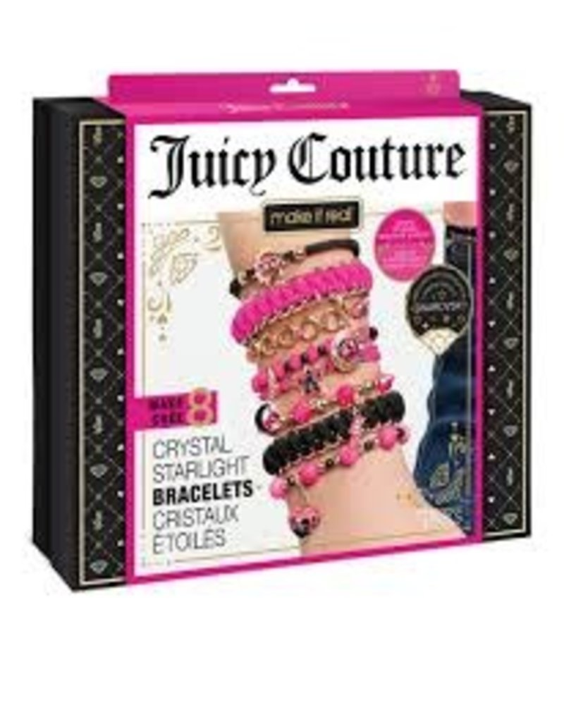 MAKE IT REAL/ 3C4G JUICY COUTURE CRYSTAL STARLIGHT