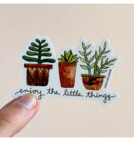 KPB DESIGNS STICKERS LITTLE THINGS STICKER